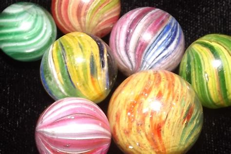 antique handmade onionskin marbles losing my marbles