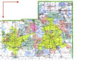 map of dallas fort worth neighborhoods towns