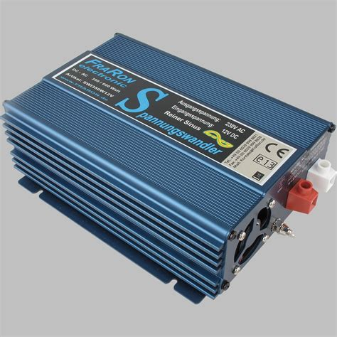 Inverter Sine Wave 1000 Watt 12 V Sinus Murni Suoer Original power inverter sine wave 350 watt 24v power inverter