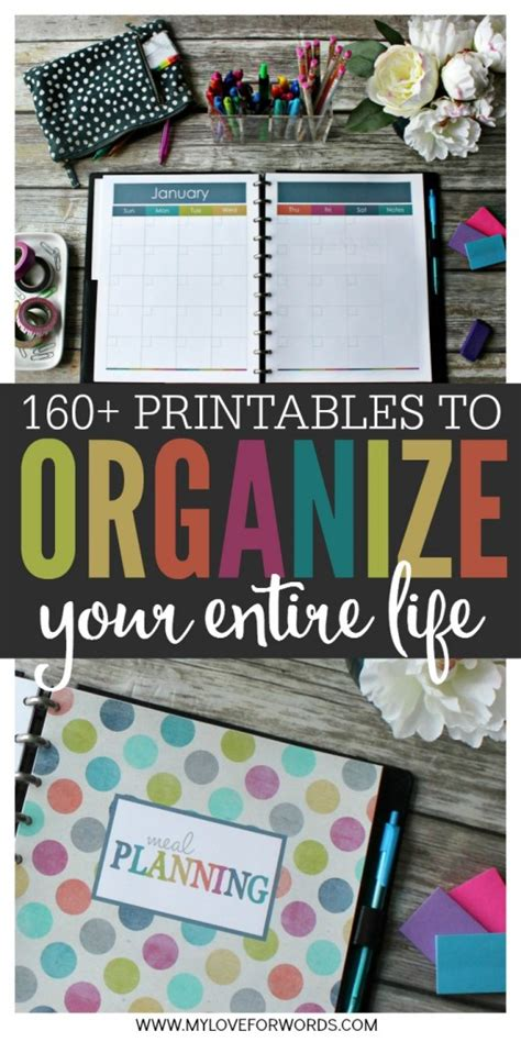 organize your life this organized life binder tour