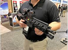 Wilcox Industries Fusion AMP Rail Powered M4/M4A1/AR-15 ... Ar 15 Iron Sights Review