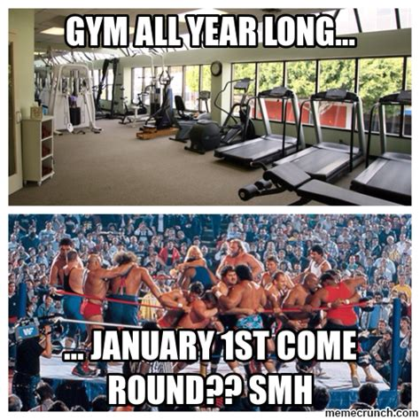 New Year S Gym Meme - new years gym survival guide generation iron
