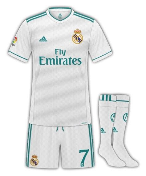 imagenes del real madrid uniforme nuevo uniforme real madrid 2017 2018