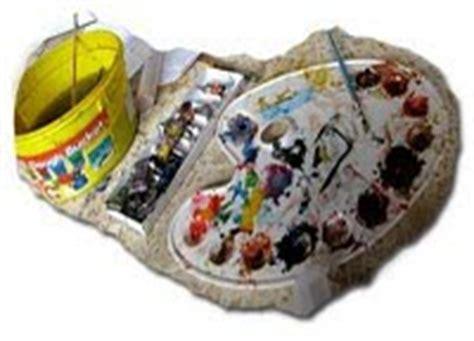 Acrylic Tempat Palette learn of alat alat lukis