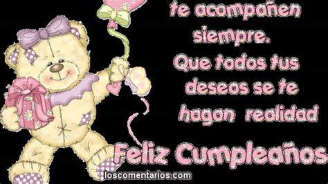 imagenes de feliz cumpleaños sandra feliz cumplea 241 os sandra wmv youtube