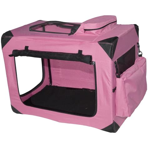 portable crate pet gear 174 small generation ii deluxe portable soft crate 176267 kennels beds at