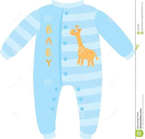 baby boy s sleeper stock photography image 18316832