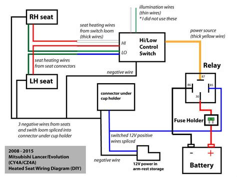 seat heater wiring and switch page 4 clubcj the cj