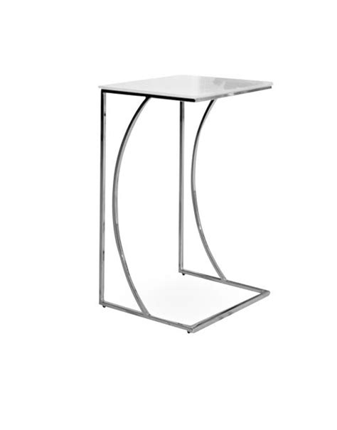 glass sofa side table crescent glass side table expand furniture folding