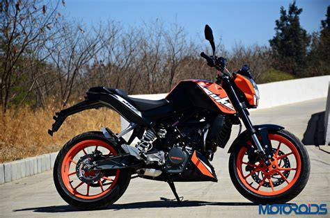 Ktm 200r 2017 Ktm 200 Duke Ride Review Motoroids