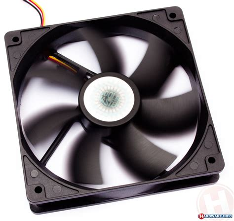 Cooler Master Case Fan 120mm Black Photos