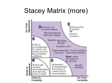 stacey diagram through the new lens quality complexity bruce waltuck