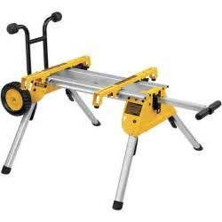 Table Saw Portable by Dw745 250mm Portable Table Saw De7400 Rolling Leg