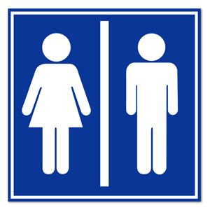 bathroom signages discriminatory bills across the country would punish transgender people using public bathrooms