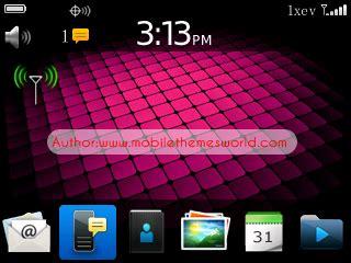 themes cartoon blackberry 9300 blackberry 8520 curve theme