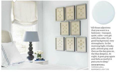 Bedroom Paint Schemes farrow amp ball borrowed light nursery project mi casa