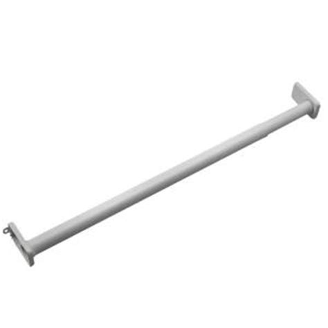 richelieu hardware 18 in adjustable closet rod 1830fewv