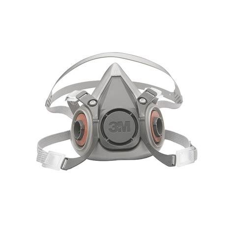 Cuci Gudang Masker 3m half facepiece reusable respirator 6200