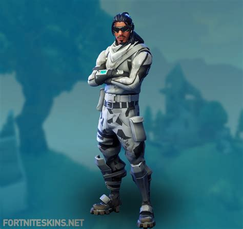 Kaos Absolute Zero Hight Quality fortnite absolute zero fortnite skins