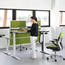 Home steelcase steelcase ology height adjustable desks