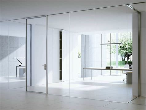 Wall Partition Glass Partition Wall I Wallspace By Fantoni
