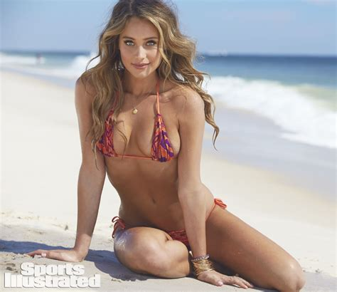 direct tv commercial girl viewing gallery hannah jeter rocks nothing but a chain bikini bottom si com
