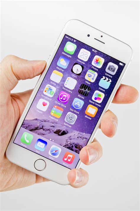 A Iphone 6 Iphone 6 Review Macworld Uk