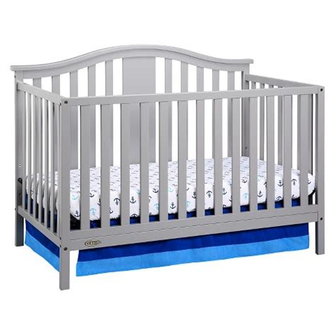 Graco Solano 4 In 1 Convertible Crib With Bonus Target Crib Mattress Prices