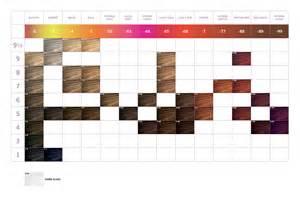 igora color chart igora vibrance