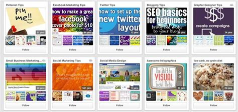 top pinterest boards how to make the best pinterest boards for your business