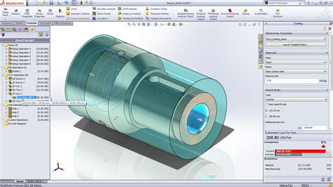 tutorial solidworks costing dassault syst 232 mes brings solidworks 2013 to market