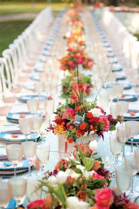 spring wedding table decor ideas fashion