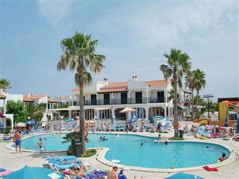 Appartments In Menorca by Roc Oasis Park Apartments Cala N Forcat Menorca Spain