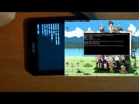 tutorial flash asus z00ud tutorial flashing asus fonepad 7 fe170cg k012 youtube