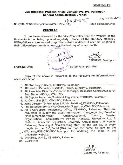 circular letter format general resume 187 format of circular letter cover letter