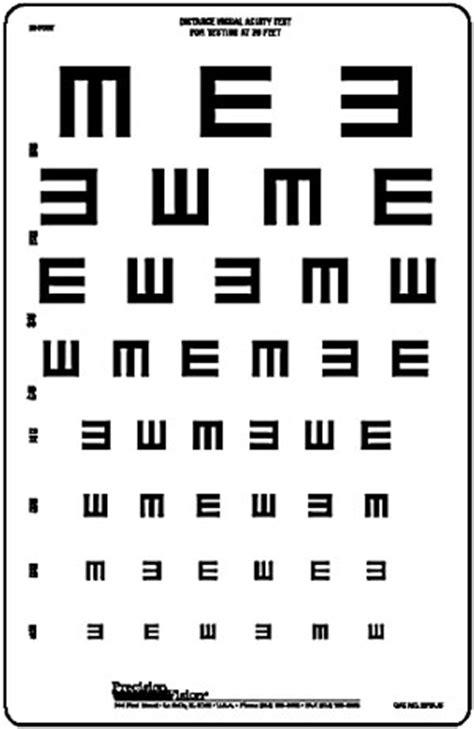 printable dot eye chart printable eye chart