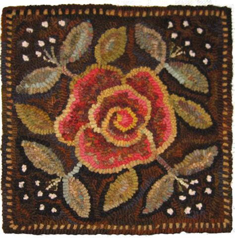 atha rug hooking gallery of hooked rugs by cindi