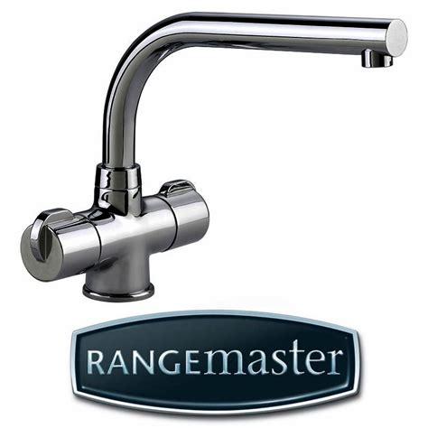 kitchen sink mixer taps uk rangemaster aquadisc 3 brushed steel kitchen sink mixer