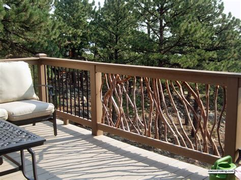 Images Of Banisters Railing And Deck Furniture Mountain Laurel Railing