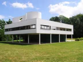 villa le villa savoye le corbusier des histoire de l