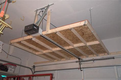 How To Build A Hanging Shelf In Garage by Hanging Garage Shelves Decor Ideasdecor Ideas
