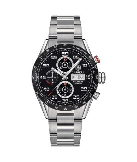 Tag Heuer Day Date tag heuer calibre 16 day date automatic