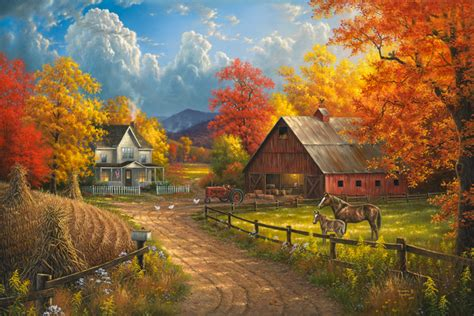 country paintings country blessings abraham