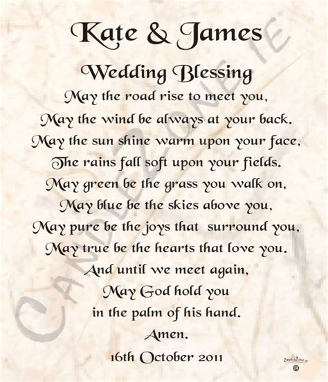 Wedding Blessing Service by Italian Wedding Blessing Quotes Quotesgram