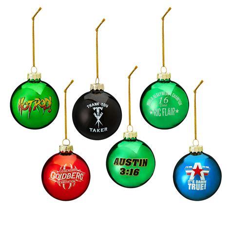 legends christmas ornaments legends 2017 6 ornament set europe