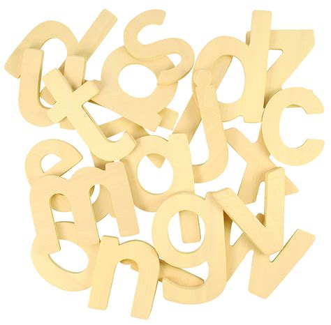 wooden letter templates wooden alphabet letters signpost educational ltd