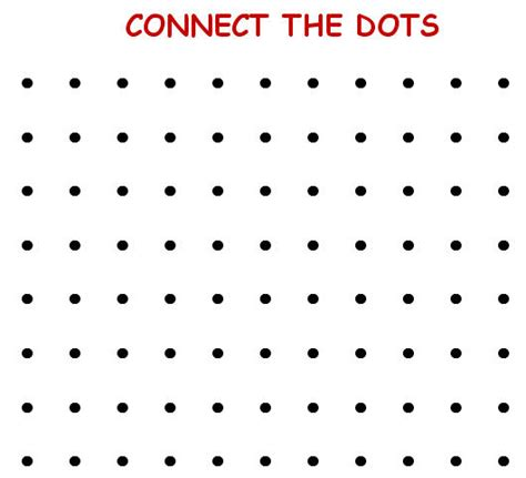 dot to dot box game printable dreaming of housewifery february 2013