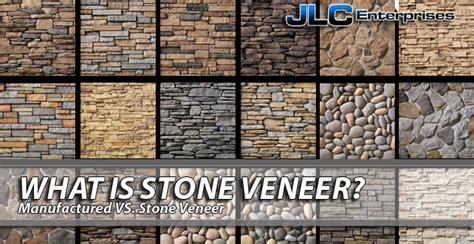 what is stone veneer natural vs manufactured jlc enterprises inc