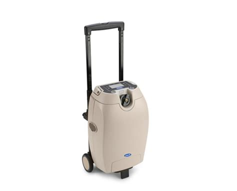 Easy Accessories For On Oxygen by Wheeled Cart For Invacare Solo2 Oxygen Concentrator Free