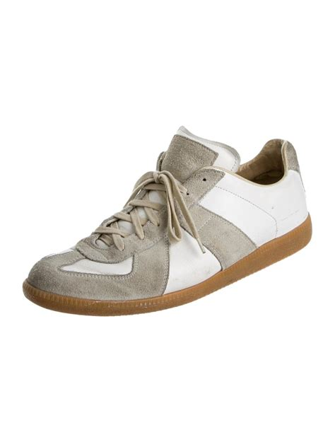 margiela sneakers maison martin margiela sneakers shoes mai23388 the
